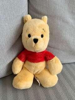 🚚 New Winnie the Pooh Stuff Toy Lovey Cuddle Baby Shower gift Kids gift Christopher Robins
