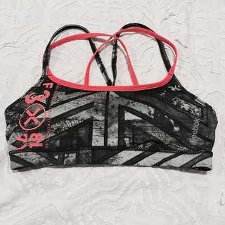 Reebok sexy cross back sports bra - XS size #sparkjoychallenge #mmar18