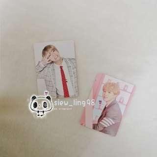 [WTS] BTS 4TH MUSTER OFFICIAL PHOTOCARD