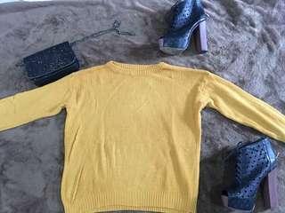 Sweater Rajut Roundhand