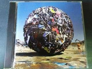 🚚 Anthrax (stomp 442) cd metal