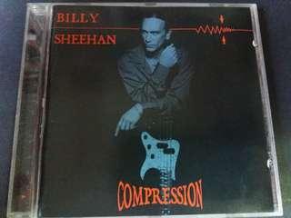 🚚 Billy Sheehan (compression) mr big bassist side project cd rock