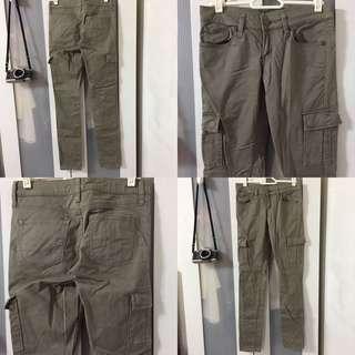 Cargo Khaki Pants