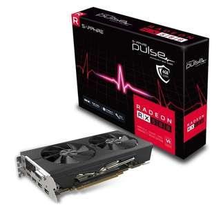 Sapphire Pulse Radeon RX580 4GB