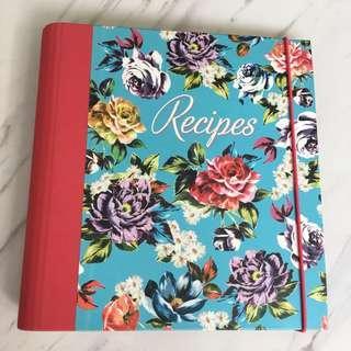Paperchase Recipe Book / File