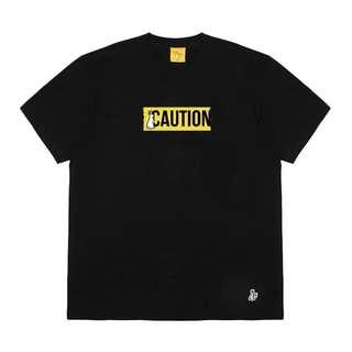 "🚚 FR2 fxxkingrabbits ""CAUTION"" Tee 警示 告示牌 情色兔 短T"