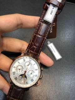 清貨最後兩隻⚠️賣曬就冇la‼️鐵達時1887高級系列多功能機械錶