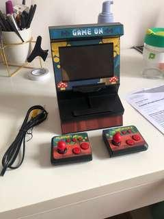 Retro Arcade Games Machine