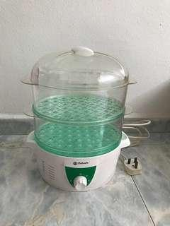 [FREE DELIVERY WITHIN CCK] Takada 2 tier steamer