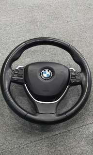 🚚 BMW F10 Steering Wheel.