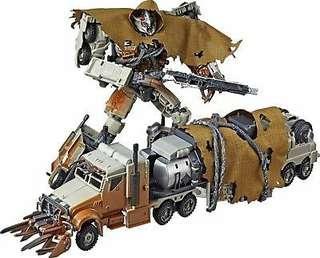 Transformers Studio Series SS34 變形金剛 油罐密 Megatron leader class takara tomy 孩子寶 hasbro