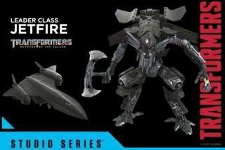 Transformers Studio Series SS35 變形金剛 天火 Jetfire leader class takara tomy 孩子寶 hasbro