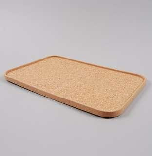Ferm Living Cork Tray Small