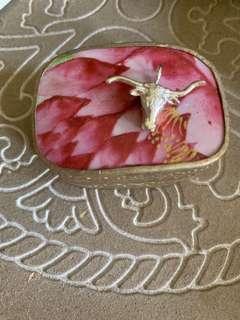 🚚 Taurus Bull pendent silver 925