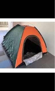 Outdoor tent/picnic tent/camping tent with 2*2m big space( fit for 4 people) (with Minor Defect)