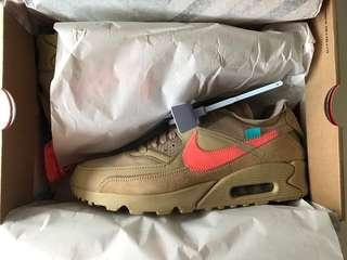 The Ten: Nike x Off White Air Max 90 (dessert ore)