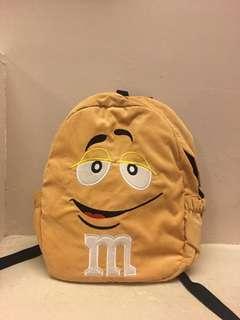 🚚 M&M燈芯絨後背包