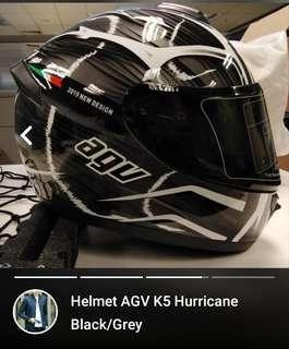 Helmet AGV K5 Hurricane