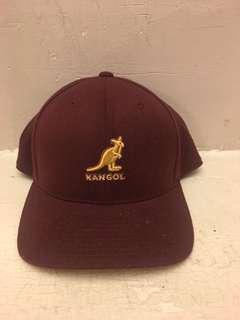 🚚 KANGEL酒紅色帽