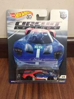 🚚 Hot Wheels - Ford GT Race