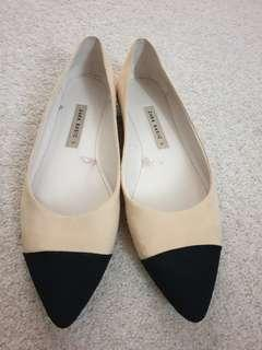 Zara Shoes Sz 37