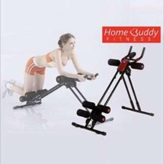 🚚 HomeBuddy Fitness