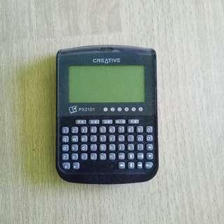Chinese e-dictionary Creative PX2101