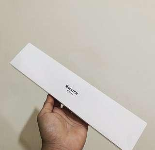 Iwatch series 3 GPS 38mm