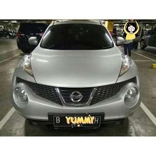 Nissan juke cvt rx at 2011