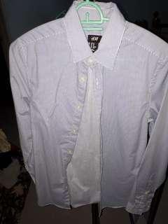 H&M Striped Shirt