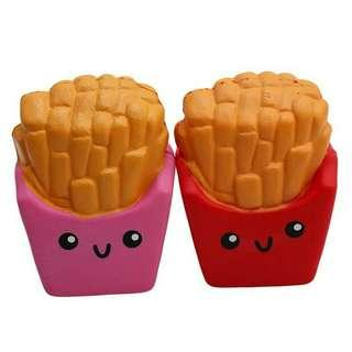 NEW! Squishy Fench Fries SALE