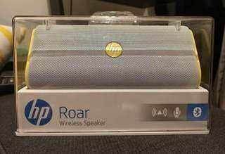 🚚 HP Roar BT speaker