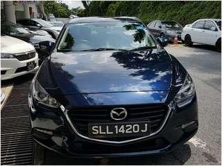 Mazda sky active