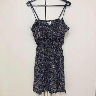 Cotton On Floral Ruffle Dress Size S