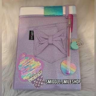 diary book smiggle