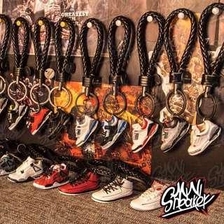 Jordan 鎖匙扣 keychain