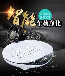 Car Air Purifier Negative Ion Car Gift Purifier Manufacturer Car Aromatherapy