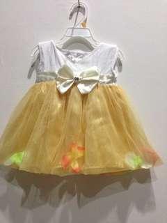 Dress bayi bonus bando