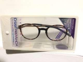 🚚 Crizal Prevencia Blue Light Blocking Lens