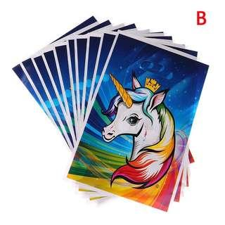 Unicorn theme party supplies- loot bags / goodie bags / party bags