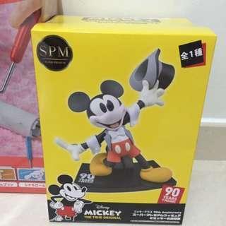 米奇Mickey Mouse 90週年figuer