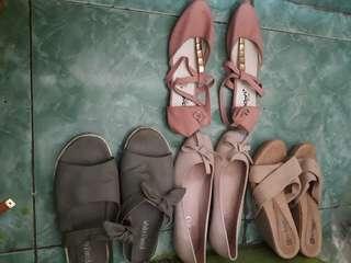 Take all flatshoes