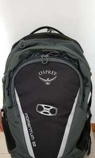 Osprey momentum 32 背囊