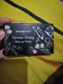 BrunBrun Makeup Pallete