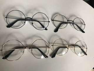 平光鏡/文青眼鏡