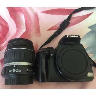 Canon DSLR 400D