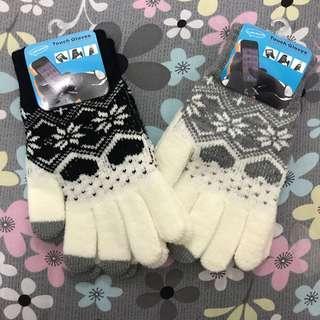Sarung tangan tribal wool