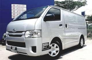 Toyota Hiace turbo auto