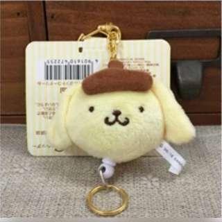 🚚 Sanrio Retractable Keychain
