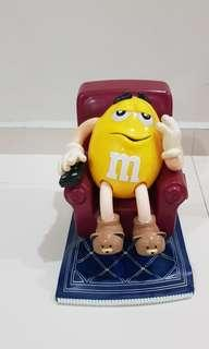 🚚 M & M dispenser ( year 1999)